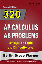 320 AP Calculus AB Problems