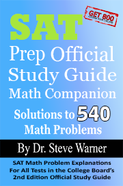 SAT Prep Book Math Companion