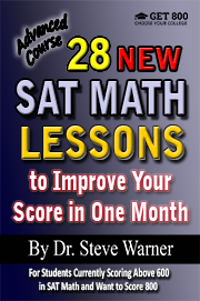 28-New-SAT-Math-Lessons-Advanced-Front-Cover