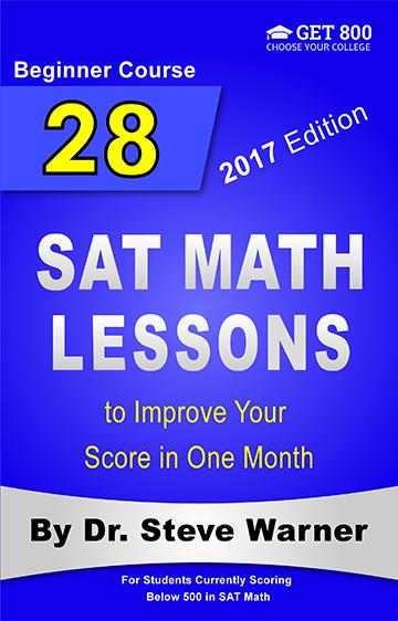 28 SAT Lessons Beginner Front Cover Medium